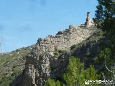 Sierra de Enmedio - Río Guadiela;sierra madrid rutas senderismo buitrago de lozoya rutas peguerinos